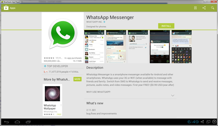 how to download whatsapp without play store