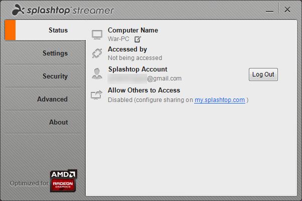 splashtop-streamer-login