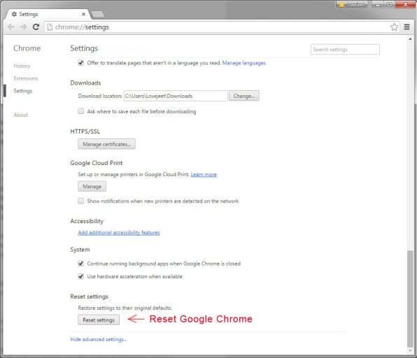 reset-google-chrome-