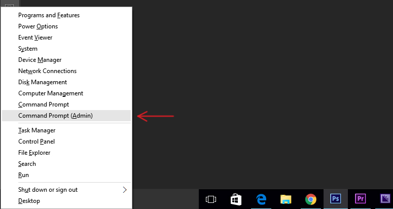 press-ctrl-x-windows-quick-access