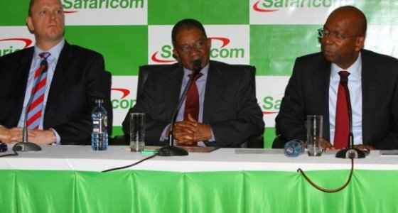 Safaricom releases financial results
