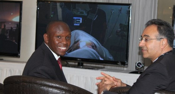 Video Conferencing Surgery, Access Kenya fibre, Aga Khan Video Conferencing Surgery