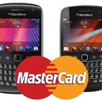 BlackBerry bold Mastercard