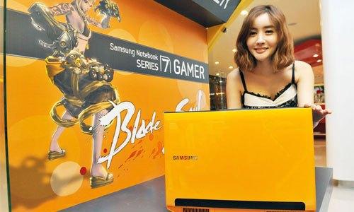 Series 7 Yellow Gamer