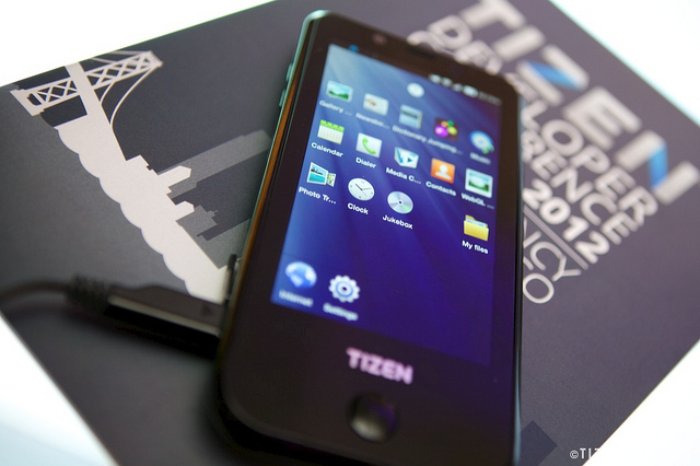 Tizen developer device