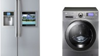 LG Washing Machine, Refrigerator