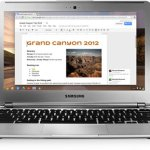 The Samsung 3G Chromebook. How cool will it be if we also had 3G enabled netbooks?