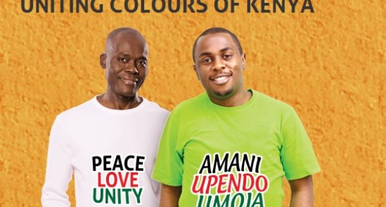 Crown Paints Peace campaign