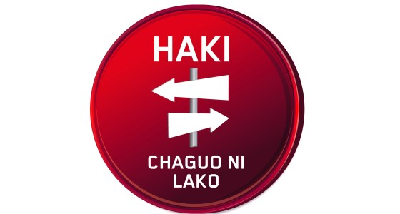 Haki: Chaguo Ni Lako