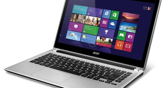Acer Aspire M5 ultrabook