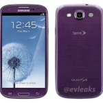 Purple S III Sprint