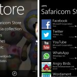 Safaricom Store Windows phone