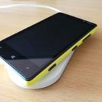 Lumia 820 Wireless charger