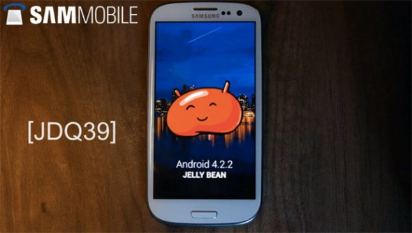 Galaxy S 3 Android 4.2.2