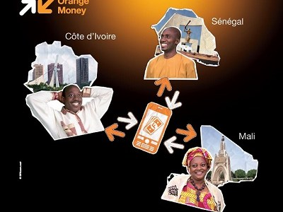 Orange mobile to mobile money