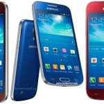 Galaxy S 4 mini colours