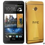 gold htc one techweez