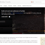 Google Media Tools: Google's way of helping journalists make the most out of its services