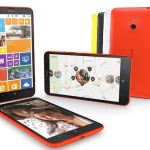 Nokia joins the phablet race with the Lumia 1520 and Lumia 1320