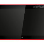 Nokia Lumia 2520 'Sirius' Tablet leaks again, this time in Red