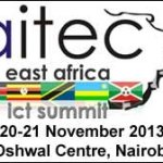 AITEC East Africa ICT Summit 2013