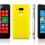 Huawei Launches Second Windows Phone 8, the Ascend W2