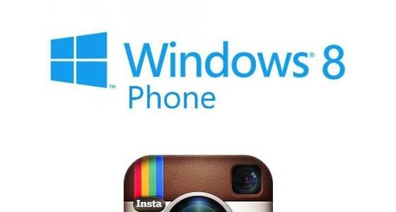 Instagram for WP8