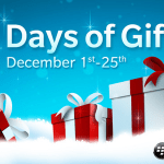Christmas comes early to Blackberry 10 device owners: 25 days of free premium stuff