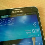 Galaxy S5? Samsung ships mysterious 5.5 inch device to India for testing