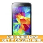 The Galaxy S5 is up for pre-order in Kenya through online retailer Jumia