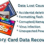 Recover photos and videos from your memory card