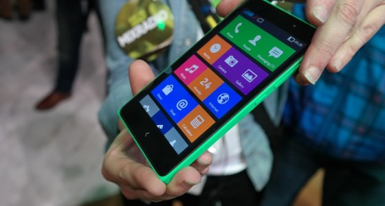 Nokia X Kenya