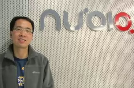 Nubia CEO Ni Fei