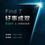 Oppo's Find 7 could launch in two versions [Confirmed]