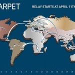 Samsung Galaxy S5 to hit 125 Countries on April 11th in Relay Tagged S Carpet
