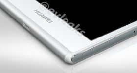 Huawei P7 Close up