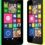 Lumia 630 dual SIM