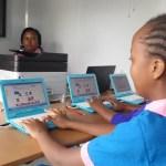 Samsung Solar Powered Internet School