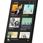 Amazon Fire Phone - Amazon Music
