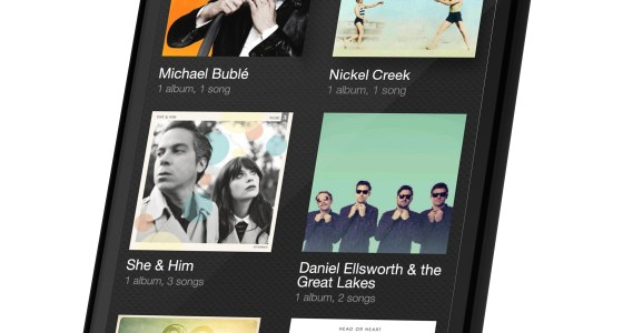 Amazon Fire Phone - Amazon Music