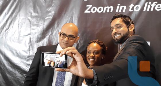 Galaxy K Zoom Launch Kenya