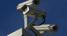Safaricom Surveillance cameras