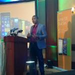 Lumia 535 launch Kingori Gitahi