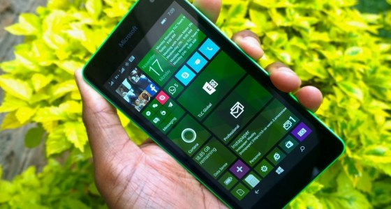 "Microsoft's new 5"" Affordable Smartphone: The Lumia 535"
