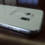 The Samsung Galaxy S6. It lacks IP certification and ruggedness which is what the S6 Active will be launched to take care of.