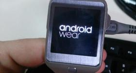 android wear samsung gear 2
