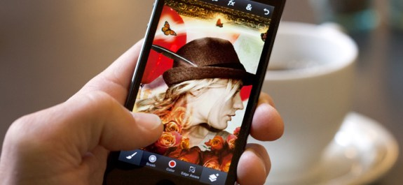 Adobe Photoshop Touch mobile
