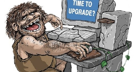 Time to Upgrade