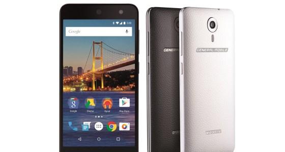 General Mobile Turkey Android One Hero smartphone - Techweez