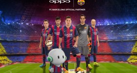 Oppo Barcelona partnership - Techweez